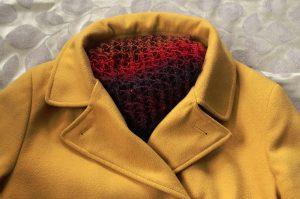 Una mega bufanda para el cuello